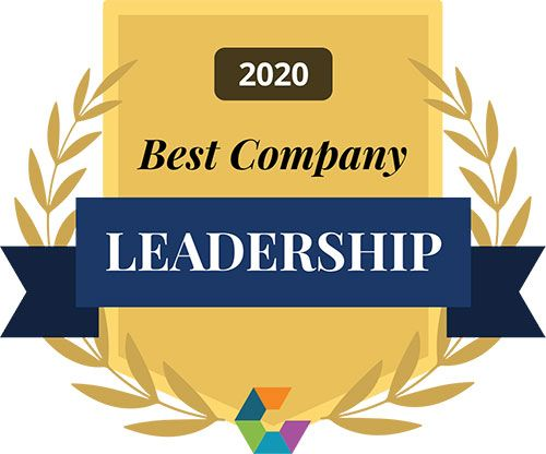 2020 Best Company Leadership - Logo